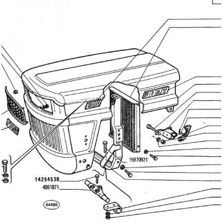 FIAT 300 Onderdelenboek - PDF