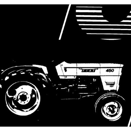 FIAT 450 Onderdelenboek - PDF