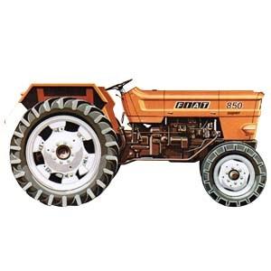 Tractoren / Tractors