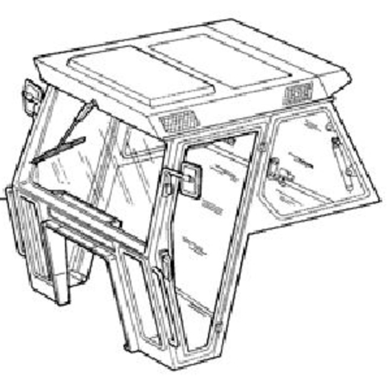 Cabine (chassis)
