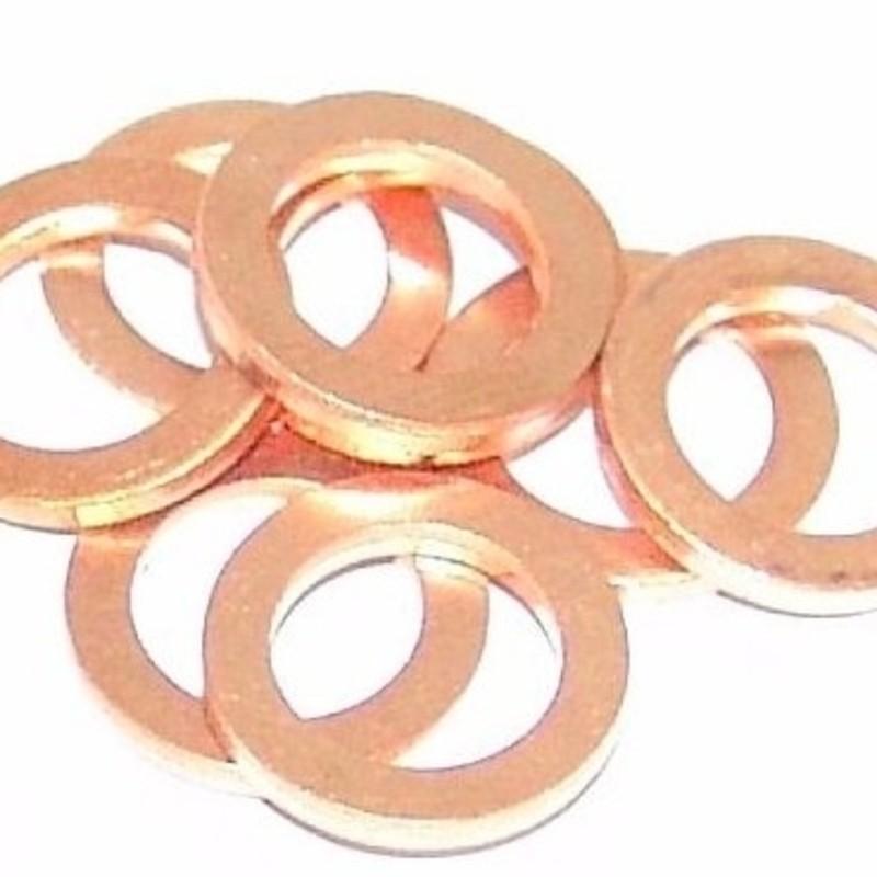Koperen ringen